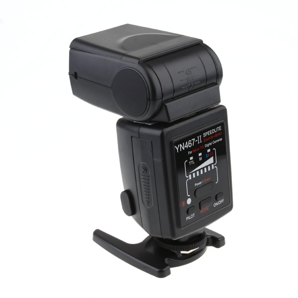 Вспышка Yongnuo speedlite YN-467 mark II для Canon. Фото N3